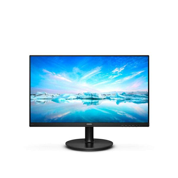 【領券最高折200+點數大回饋】PHILIPS 221V8A 22型 FHD寬螢幕