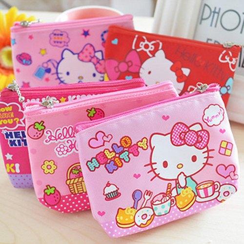 零錢包 Hello Kitty 卡通零錢包 收納【包包阿者西】