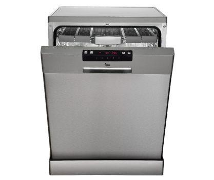 TEKA 德國 LP-8850 不鏽鋼獨立式洗碗機 有單獨上層清洗 三層籃架【零利率】※另售SMS53D02TC