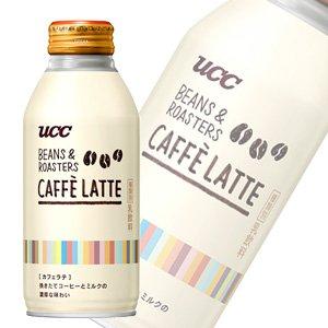 UCC BEANS拿鐵咖啡 375g UCC BEANS & ROASTERS ????? 日本進口美食
