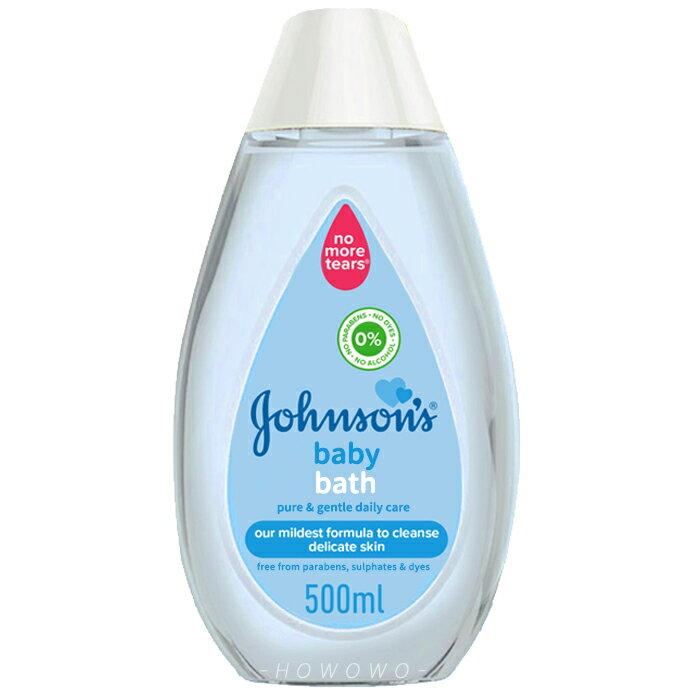 嬌生 嬰兒溫和沐浴露 500ml 沐浴乳 Johnsons 沐浴精 8528