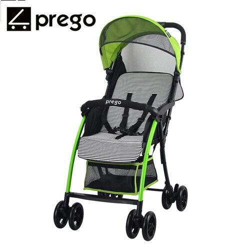 新加坡【Prego】輕量傘推車(僅3.7kg)綠色