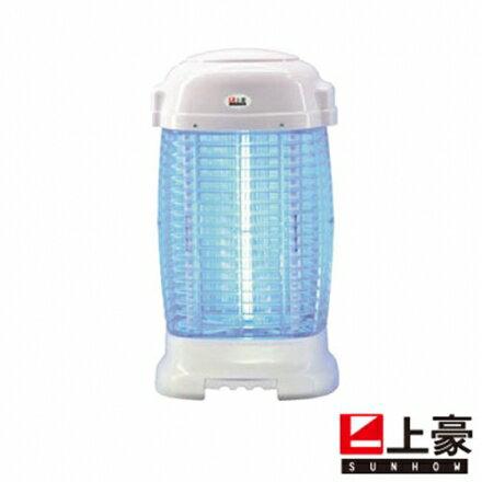 【上豪】15W電子捕蚊燈《SH-1589》