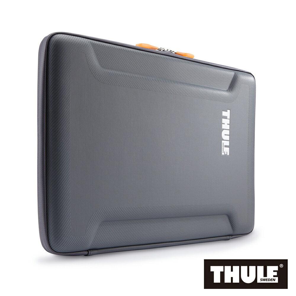 【THULE 都樂】13吋 MacBook 筆電硬殼保護套 TGPS-213-灰