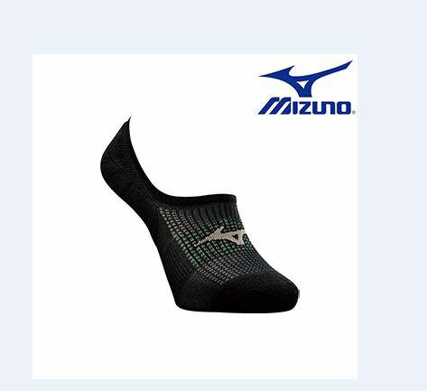【登瑞體育】MIZUNO 男運動隱形路跑襪_J2TX668097