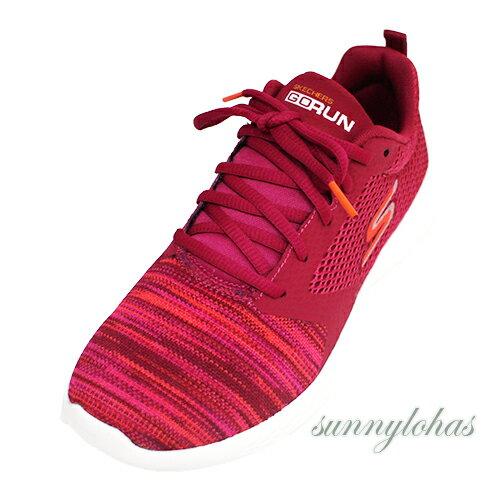 SKECHERS(女)運動系列GORUN600運動鞋慢跑鞋-15081PNK桃[陽光樂活]