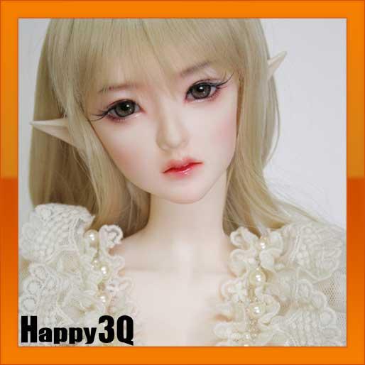 supia haeun doll soom lina 3分人形關節BJD女娃娃SD裸娃人偶-白/膚【AAA0949】