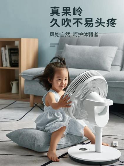 風扇 韓國大宇電風扇落地家用超靜音台式立式搖頭空氣循環扇大風力對流