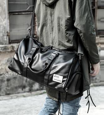 旅行包 健身背包男運動訓練干濕分離提包旅游出差旅行大容量行李手提房袋