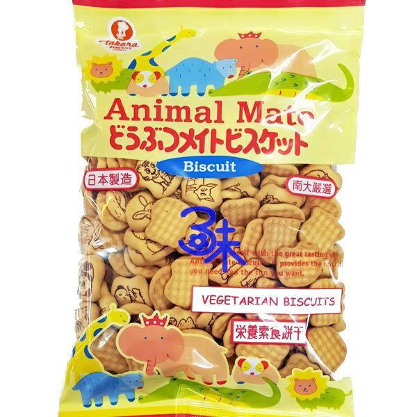Takara 寶製菓 高鈣動物餅  寶製高鈣營養餅乾  1包 280 公克  10