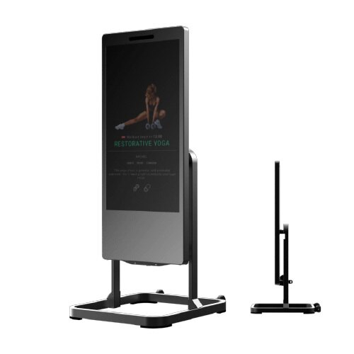 喬山 Johnson@Mirror 新概念健身魔鏡 健身鏡 直立式展架配件