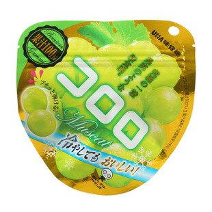有樂町進口食品 日本 UHA KORORO白葡萄味果汁糖(40g)濃郁白葡萄香味 ★讓人吃過就念念不忘 4902750627222 1