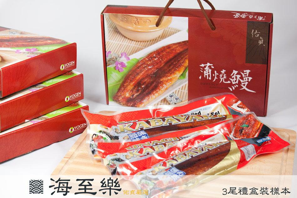 海至樂【日式蒲燒鰻】240g * 4尾入★頂級輸出「日本規格」★【產地】至餐桌品質保證 2