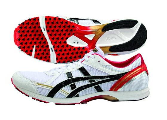 [陽光樂活] ASICS 亞瑟士 路跑 馬拉松 運動鞋 TMM453-0190 (155g)