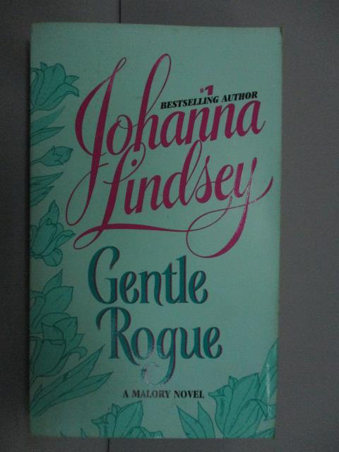 ~書寶 書T9/原文小說_NNW~Gentle Rogue_Johanna Lindsey