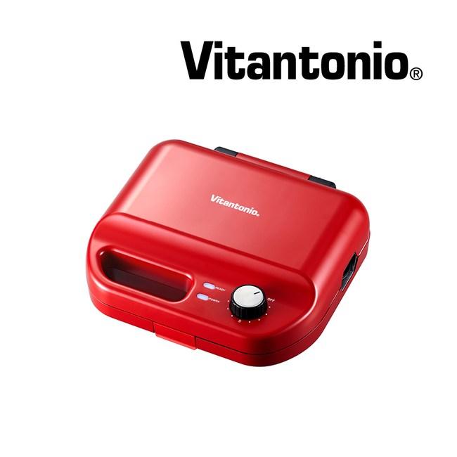 Vitantonio 多功能計時鬆餅機 兩色可選 保固一年