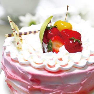 幸福溫度:【6吋】芋頭布丁蛋糕