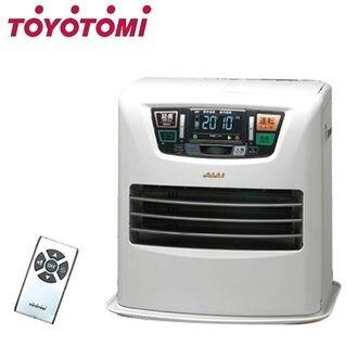 TOYOTOMI 10-12坪用 智能偵測遙控型煤油暖爐 LC-SL36H-TW