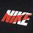 Shoestw【AR6028-010】NIKE 短袖 T恤 短袖上衣 棉質 DRI FIT 黑色 白紅LOGO 4