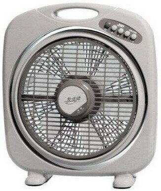 ?皇宮電器?友情牌 10吋手提方型冷風箱扇 KB-1085