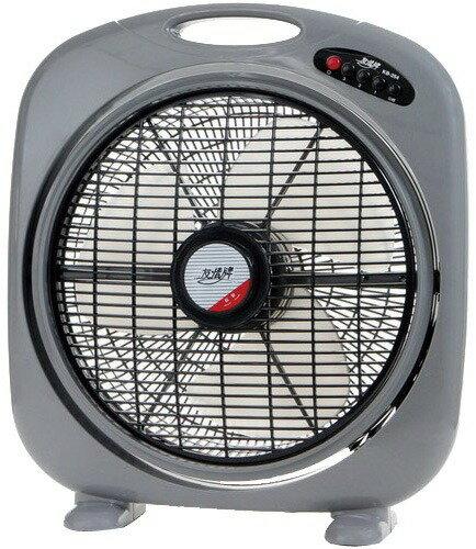 ?皇宮電器?友情14吋冷風中提箱扇 KB-1485 三段風速調整具導風網功能