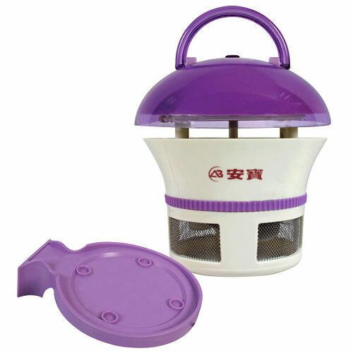 ✈皇宮電器✿ 安寶 光觸媒5W捕蚊器 AB-2016 圓形燈管、範圍廣、效果強 台灣製造