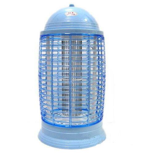 ?皇宮電器? 雙星牌 10W電子捕蚊燈 TS-108 無臭、無味、無煙、無毒,台灣製造~~~