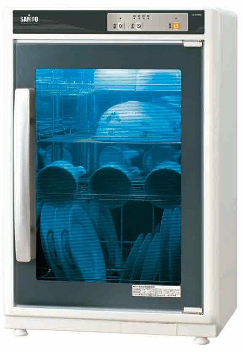?皇宮電器? 聲寶SAMPO四層紫外線烘碗機KB-RF85U/KBRF85U 防蟑+防爆+光觸媒 台灣製造