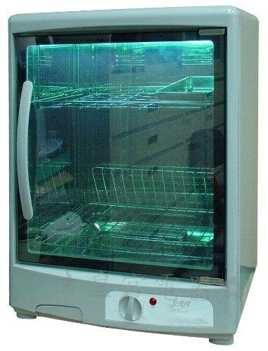 ?皇宮電器? 友情牌16W二層高效能烘碗機 PF-3853 採飛利浦紫外線燈管,台灣製造!