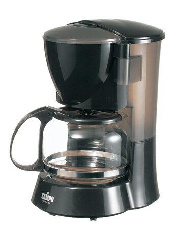 ?皇宮電器?SAMPO聲寶6人份咖啡機 HM-SA06A