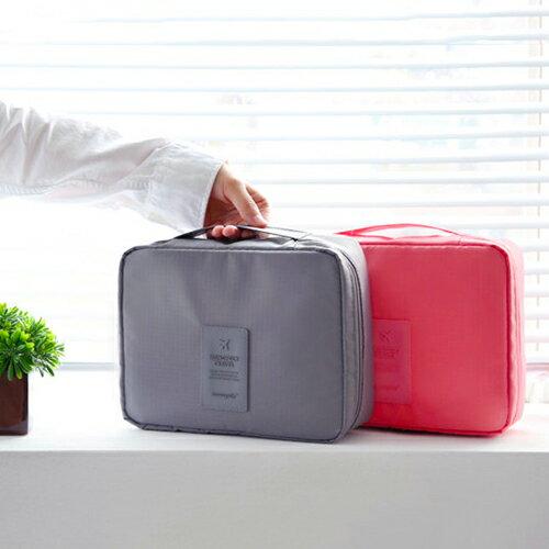 輕巧簡單多功能洗漱包化妝包旅行收納小包 包飾衣院 K1027 現貨+預購