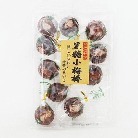 【敵富朗超巿】上友黑糖小梅棒 10入(140g) - 限時優惠好康折扣