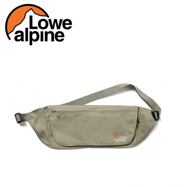 【速捷戶外】英國 Lowe Alpine -Dryzon Waist Safe 防水隱藏腰包FAC-98(棕) 護照隱形腰包