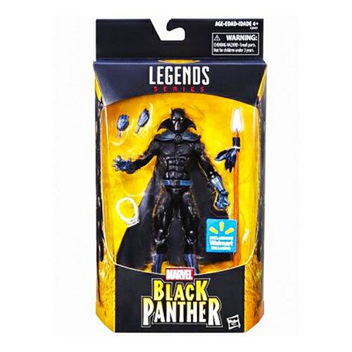 《漫威超級英雄》漫威復仇者聯盟-6吋經典版黑豹