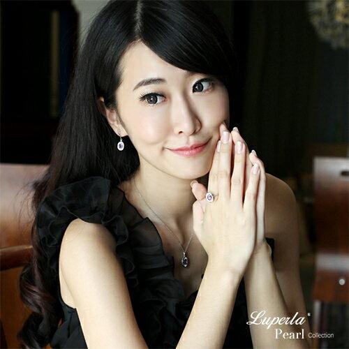 大東山珠寶 紫戀羅蘭 璀璨純銀紫水晶戒指 星座愛情 2