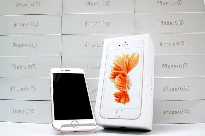 【創宇通訊】iPhone 6S(A1688) 16G展示福利品(含耳機、充電組,玻璃貼(預貼以防破損)