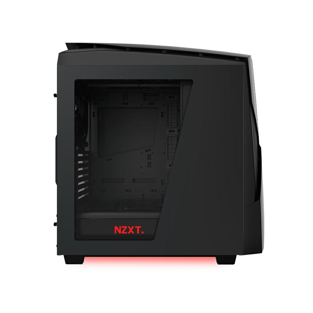 【迪特軍3C】恩傑 NZXT Noctis 450 USB 3.0 電腦機殼  - 黑色