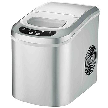 貴夫人微電腦全自動製冰機 BK-501A 健康純淨衛生 24H製作約12kg的冰塊 大小冰塊選擇 體積小 適合家庭 辦公室使用