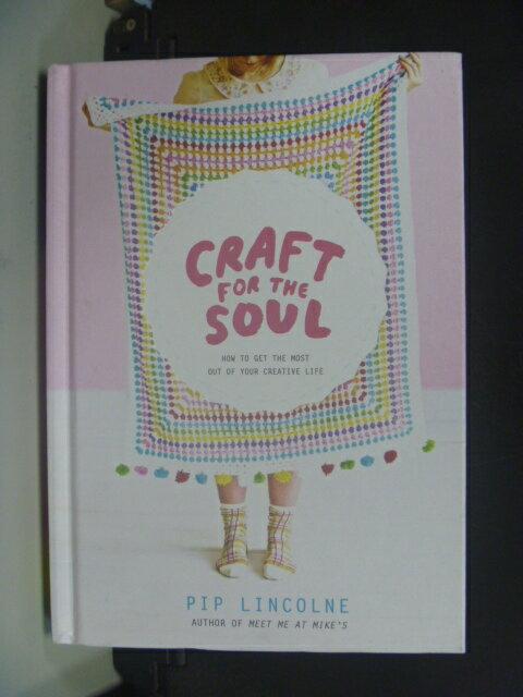 ~書寶 書T2/原文書_NII~Craft for the Soul_Lincolne P