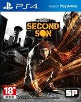 索尼推薦到【原廠現貨】索尼 Sony PlayStation4 PS4 正版遊戲片 inFAMOUS SECOND SON(惡名昭彰:第二之子)中英文合版 18+ 限制級