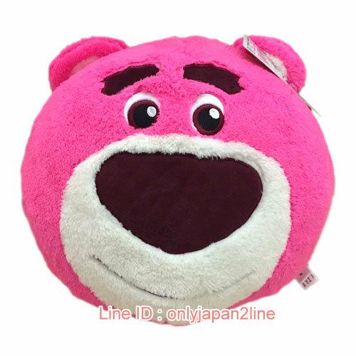 【真愛日本】17012300029暖手枕-12吋球球熊抱哥   迪士尼 玩具總動員 TOY  暖手枕  靠枕  抱枕