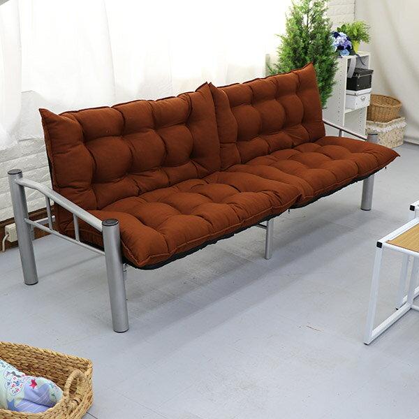沙發床 單人床 三人沙發-附同色可拆洗布套 《簡約風多功能日式記憶沙發床椅》-台客嚴選【母親節推薦】