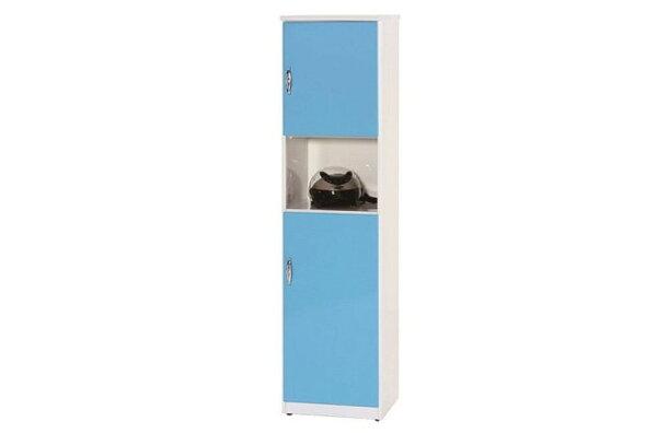 【石川家居】874-10(藍白色)鞋櫃(CT-324)#訂製預購款式#環保塑鋼P無毒防霉易清潔