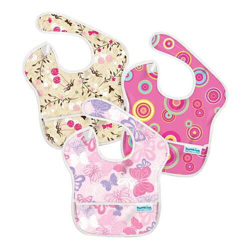 美國【Bumkins】兒童防水圍兜 (3入)-G6款 BKS3-G6 - 限時優惠好康折扣