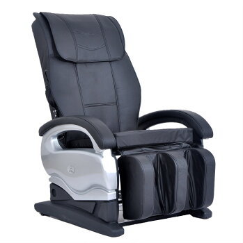 Mcombo Electric Full Body Shiatsu Massage Sofa Pu Leather Chair