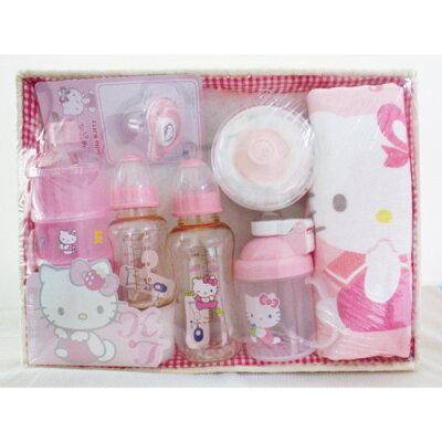 (清倉下殺)Hello Kitty凱蒂貓用品禮盒(好窩生活節) - 限時優惠好康折扣