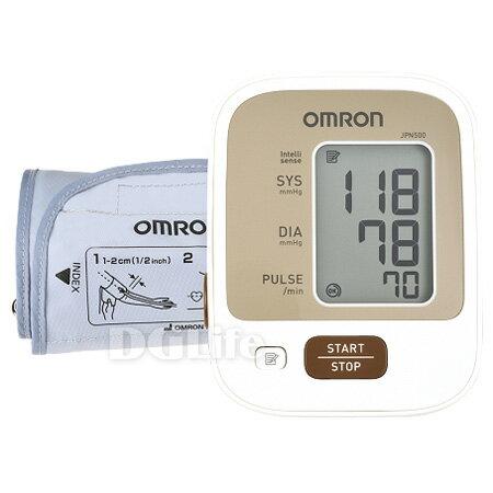 OMRON 歐姆龍 電子血壓計 JPN500