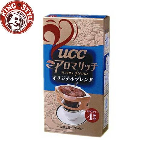 金時代書香咖啡【UCC】原味綜合便利沖咖啡 8g*4入