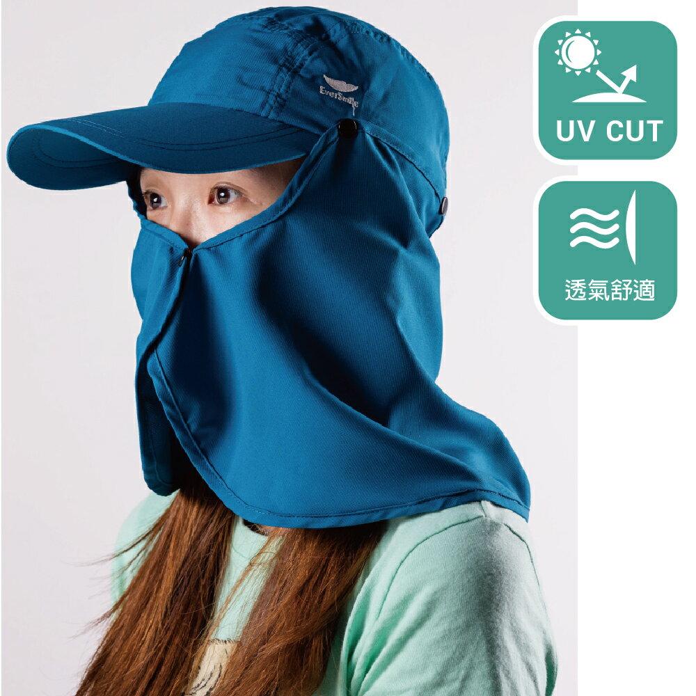 抗UV遮陽護頸帽【幸福台灣 一年保固期 全館免運費】