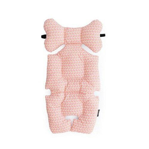 韓國【 Borny 】全身包覆墊(推車、汽座、搖椅適用) (水粉色) - 限時優惠好康折扣